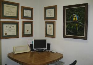 Our Consulting Room